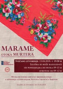 Plakat_marame otoka murtera_tisak