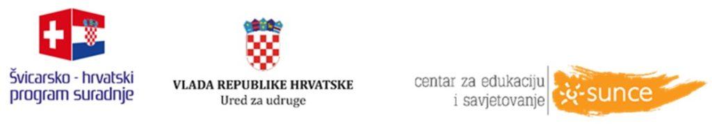 logo CH-HR Vlada RH Sunce
